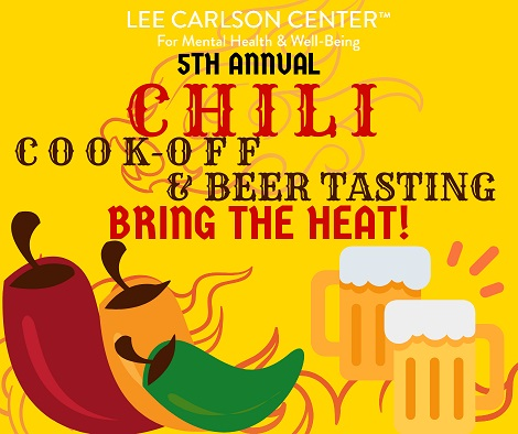 Bring the Heat - 5th Annual Chili Cook-off Friday March 6th