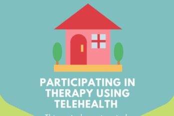 Things to remember when participating in telehealth – An Infographic