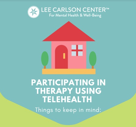 Things to remember when participating in telehealth - An Infographic