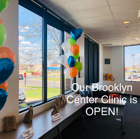 Brooklyn Center Clinic Reopens
