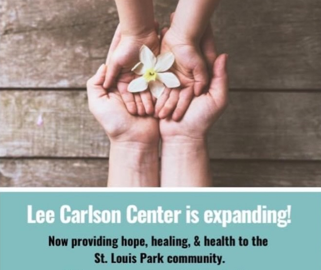 Lee Carlson Center to open location in St. Louis Park, MN - October 2021